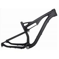 Wholesale Toray 700 29 Mtb Full Suspension Frame , Carbon Fiber Bicycle Frame For Cycling Race from china suppliers