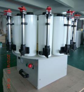 Buy cheap YJ-1M YIJIU Foshan China,Bench Type Maunual Paint Dispensing machine , paint from wholesalers