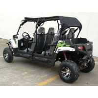 Wholesale Extended Cab 200CC UTV Four Wheel Utility Vehicle for Youth Adult from china suppliers
