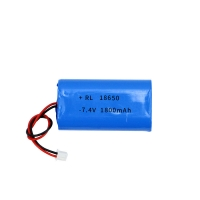 Wholesale 7.4V 1800mAh 18650 Battery Pack For Electronic Digital Product from china suppliers