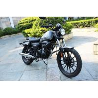 Wholesale Ignition 200cc Street Legal Motorcycle 7.8kw / 8500r / Min With 2 Seats from china suppliers