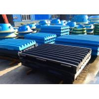 High Initial Hardness Jaw Crusher Spare PartsToothJaw Plate Accurate Dimensions