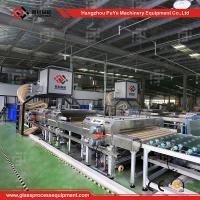 Buy cheap Horizontal Glass Washing and Drying Machine for Washing Low-E Glass, Coated from wholesalers