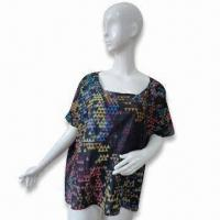 Quality Women's Digital-printed Top for sale