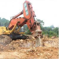 Wholesale Heavy duty excavator bucket attachment single tine vibro ripper from china suppliers