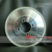 China 3A1 resin diamond grinding wheel for PCD&PCBN cutting tools on sale