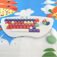 Water-proof and drop-proof design children color keyboard K-800