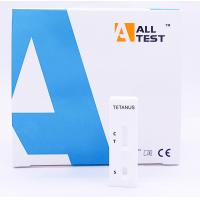 Buy cheap AllTest Antibodies To Tetanus Toxin Rapid Test Kits Home Professional Use ITE from wholesalers