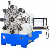 Buy cheap Max Fourteen Axes CNC Spring Machine 2.0mm - 6.0mm Cam Less Torsion Spring from wholesalers