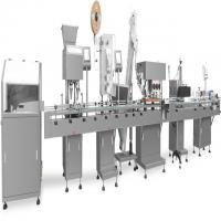 Buy cheap Capsule Counting Automated Packaging Equipment Filling Capping And Labeling Machine from wholesalers