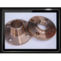 Wholesale Brass Copper Alloy UNS C36500 Forged Forging Flanges/Surface Welded Coated Coating Flange from china suppliers