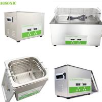 Wholesale Stainless Steel Tray And Cover Heater And Timer Digital Ultrasonic Cleaner from china suppliers