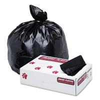 Wholesale Low Density 60 Gallon Garbage Bags , Plastic Commercial Trash Bags 1.7mil from china suppliers