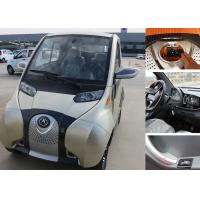 Wholesale 48V 4.5KW Motor EEC Approval 2 Person Electric Mini Car  With Air Conditioner from china suppliers