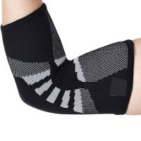 Wholesale Neoprene Forearm Compression Elbow Brace , Adjustable Arm Brace For Tennis Elbow from china suppliers