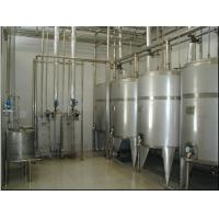 Wholesale Semi Automatic 500L CIP Washing System On - Line Cleaning And Sterilization System from china suppliers