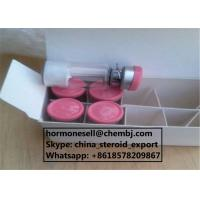 Wholesale Synthetic hormone skin tanning Peptide Melanotan 1 (MT-1) 10mg/vial from china suppliers