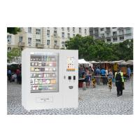 Wholesale Modern Design Custom Refrigerated Vending Machine For Snack Food / Potato Chips from china suppliers