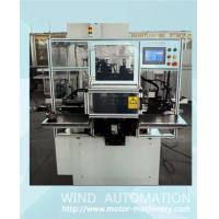 Buy cheap Fully automatical stator winding equipment two pole 2 pole universal stator winder from wholesalers