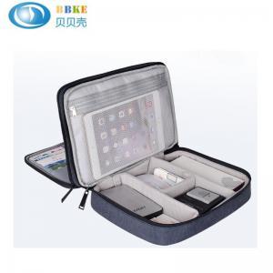 China Custom Soft Canvas EVA Carrying Case Bag For Digital Storage , Eva Foam Case on sale