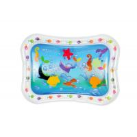 Buy cheap Sea Fish Inflatable Baby Water Mat Cute Air Children Play Mat For Fun from wholesalers