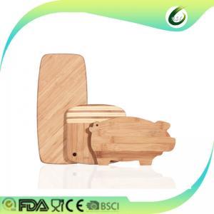 China custom cutting board pig shape cutting board price on sale