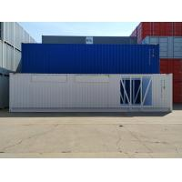 Wholesale Optional Size Open Storage Containers High Strength 40ft HQ Corner Casting from china suppliers