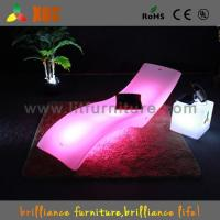 Buy cheap beach chair plastic pool swimming lounge chair can make different colors from wholesalers