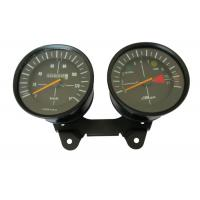 Wholesale ABS Motor Gauges CG125 82 Motorcycle Speedometer Kit For Honda from china suppliers
