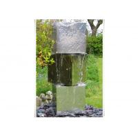 China Public Decorative Stainless Water Feature Customized Size Polished Finishing on sale