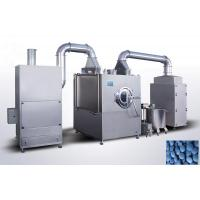 Wholesale Low Energy  Peanut Coating Machine , Touch Screen Control Tablet Coater Machine from china suppliers