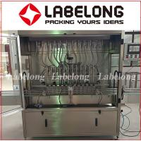 Wholesale Anti - Corrision Linear Filling Machine 220V / 380V For Round / Square Bottle from china suppliers
