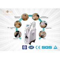 Buy cheap 8 In 1 Beauty Oxygen Facial Machine Jet Therapy With LCD Screen Display from wholesalers