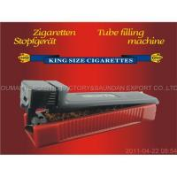 Wholesale manufacturer cigarette tube machine from china suppliers