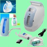 China Portable Family Oxygen Concentrator Humidifier With Outer Handle on sale