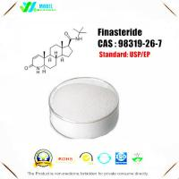 Wholesale Seroids raw powder  Finasteride   CAS 98319-26-7  proscar for Hair Loss Treatment from china suppliers