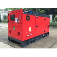 China 20 KVA Perkins Marine Diesel Engines Electrical starting Open Type on sale