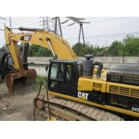Buy cheap CAT 345D Big Excavator Japan made for sale from wholesalers