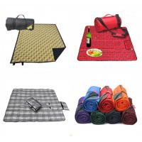 Buy cheap Polyester Portable Waterproof Picnic Mat / Camping Mat / Yoga Mat / Beach Mat from wholesalers