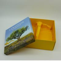 Wholesale Two Piece Flat Pack Gift Boxes Finishing Optional For Anniversary Christmas from china suppliers