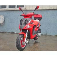 "Wholesale 12"" DOT Tire Adult Kick Scooter / Motor Scooter 150cc CVT Engine With Rear Trunk from china suppliers"