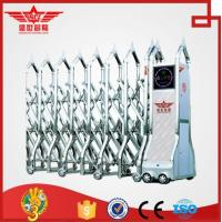 Buy cheap remote control professional automatic gate with wind-proof for bank J1425 from wholesalers
