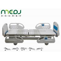 Wholesale ICU Electric Hospital Bed , Multifunctional Electric Medical Bed Sickbed from china suppliers