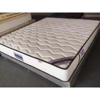 China Bamboo Memory Foam Roll Up Bed Mattress King Size for Home / Hotel / VIP Room on sale