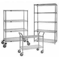 Wholesale Wire Racks On Wheels from china suppliers
