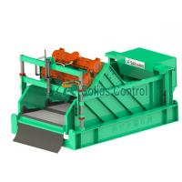 Wholesale Mud Solid Control System / Oilfield Drilling Fluids Shale Shaker 130m3/H from china suppliers