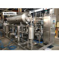 Buy cheap Energy saving carbonated drink mixer 18C filling normal filling machine for beverage factory from wholesalers