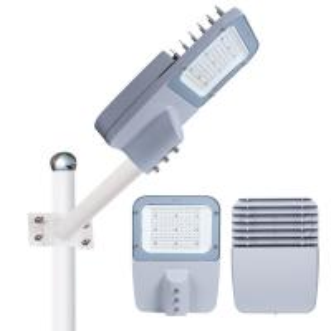China Aluminum Outdoor Street Light , 90w 120w 150w 60w Led Street Light 130lm / W on sale