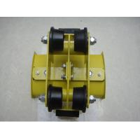Wholesale Mechanical Lifting Equipment GCT type Manual Plain i Beam Trolley Winch from china suppliers