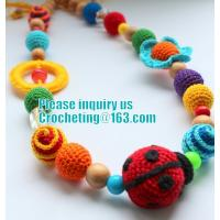 Buy cheap nursing necklace, Teething necklace, Breastfeeding Necklace from wholesalers